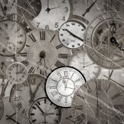 Vielles horloges du passé